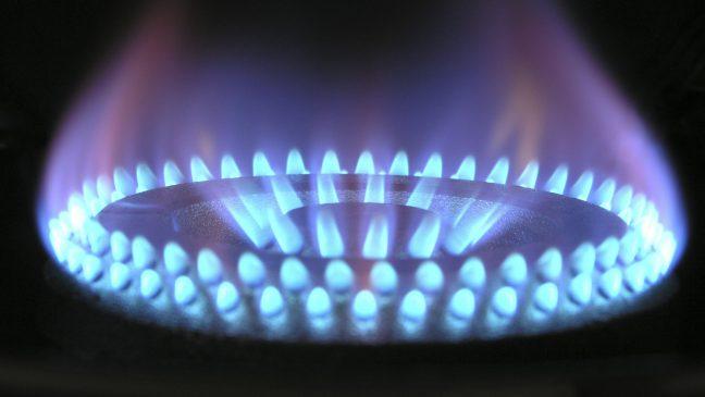 gas vlam