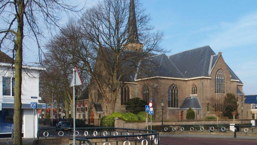 Hervormde kerk Oud-Beijerland