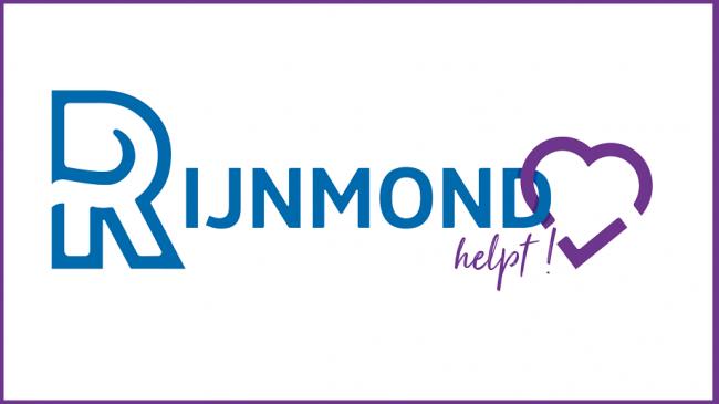 Logo Rijnmond Helpt