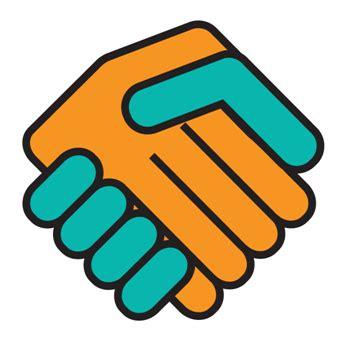 Logo stichting vrienden omroep Hoeksche Waard