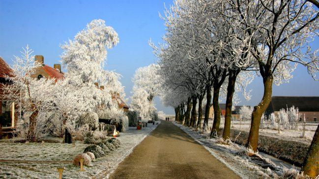 Tiengemeten winter